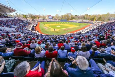 Ole Miss Swayze Field