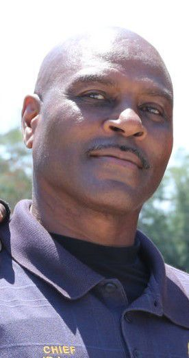 Verona Police Chief J.B. Long