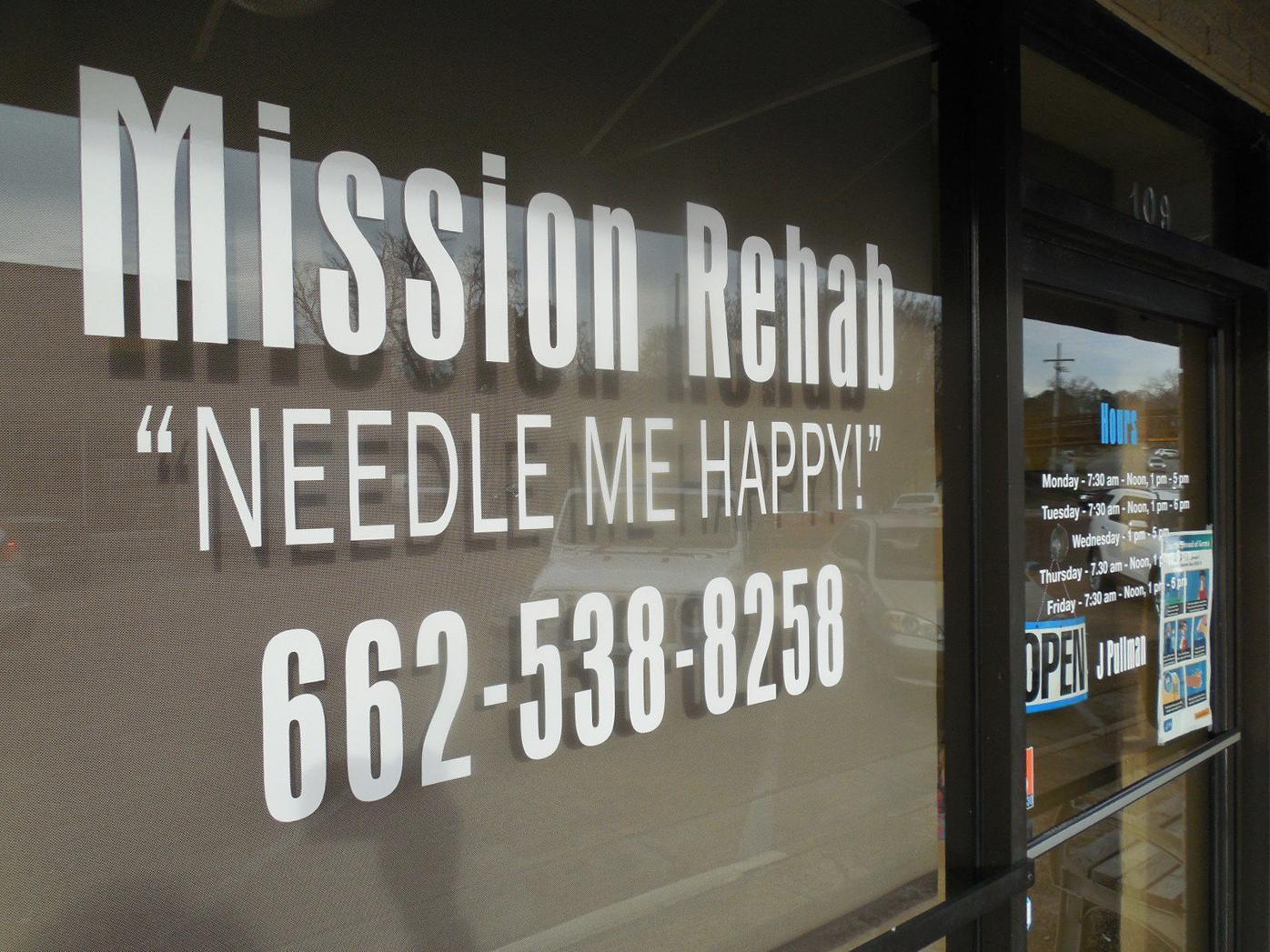 Mission Rehab 2