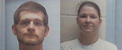 Couple charged