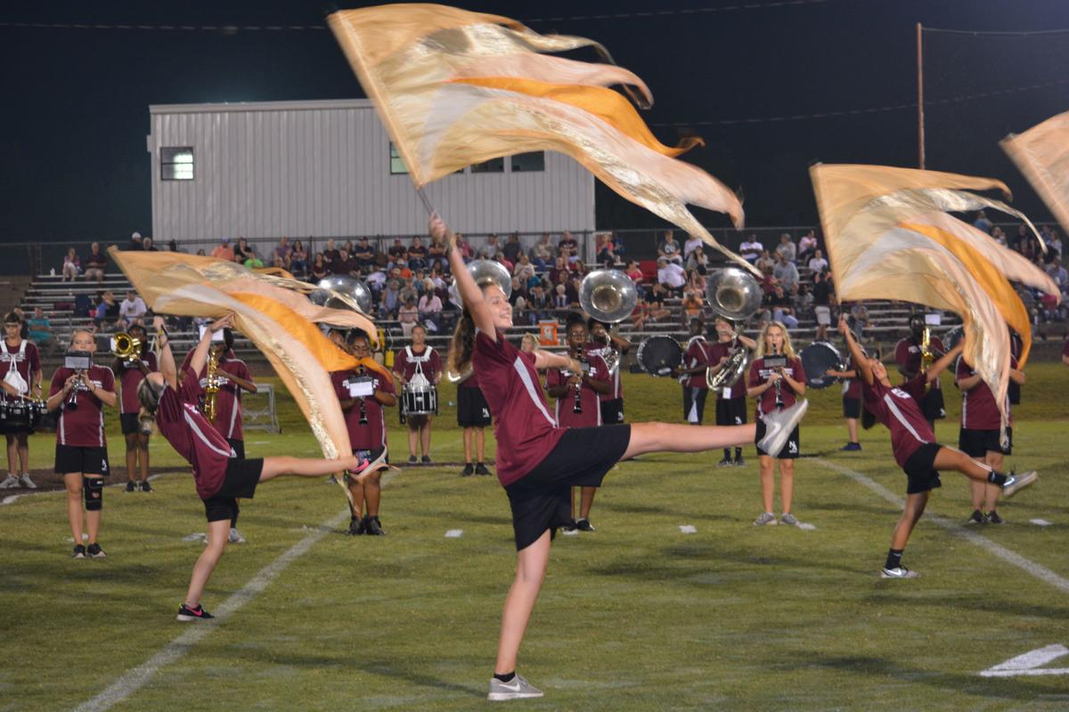 Local Color Guard Enters Social Media Competition To Win Indoor