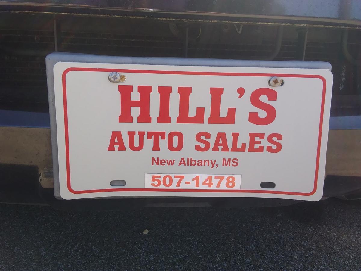 Hill's Auto Sales 2