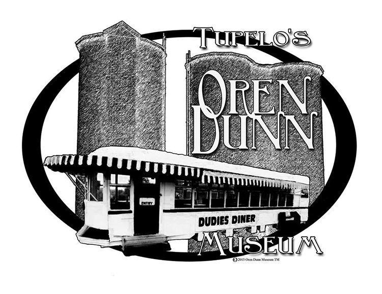 Oren Dunn Museum logo