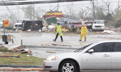 First responders satisfied with tornado plan, execution