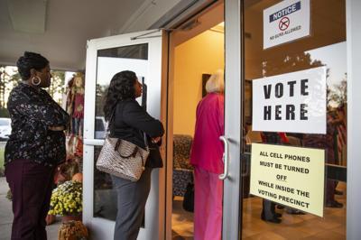 voter discrimination