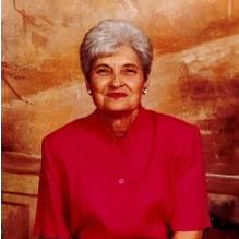 Martha Juanita Harling  Cagle