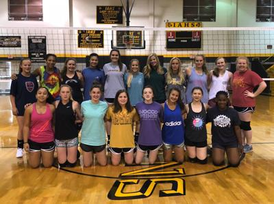 Volleyball making strides in Mississippi   Sports   djournal com