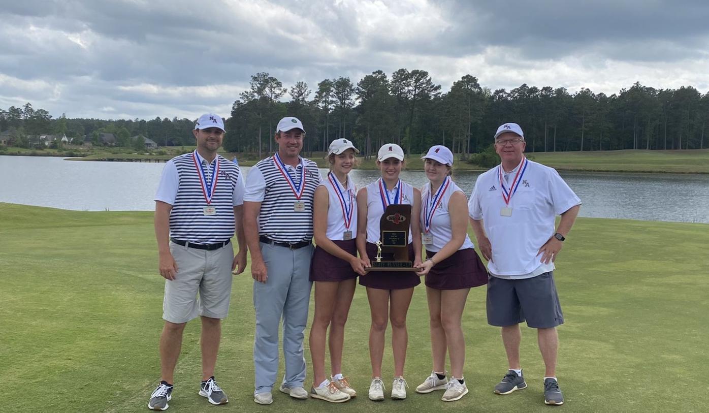 New Albany Girls Golf