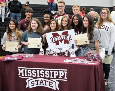 Amory High School hosts first Senior Signing Day