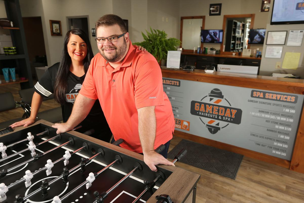 Homegrown Gameday Haircuts Spa A Family Tradition News