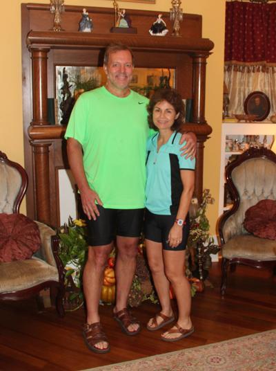 Tanglefoot brings Illinois couple to Houston