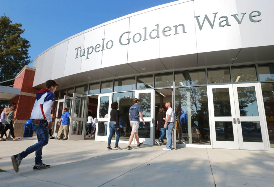New Tupelo High gym houses sports as well as safety for