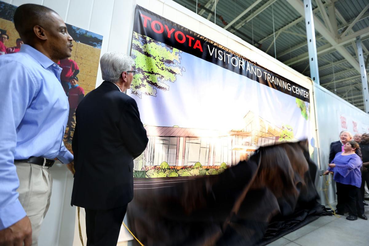 Toyota Mississippi Adding 400 Jobs News Djournal Com