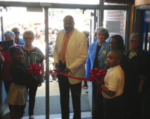 PBIS store hosts its grand opening