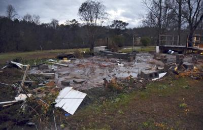 At least 3 dead as storms, tornadoes rip through Gulf states