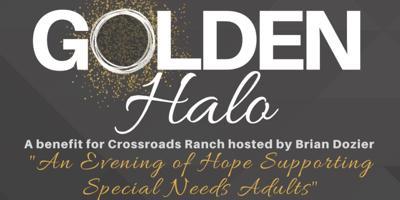 Golden Halo Logo