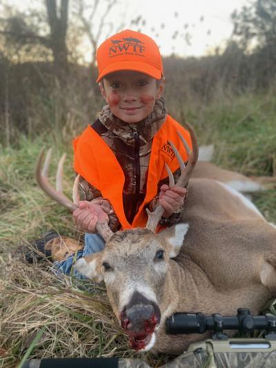 kid hunting art