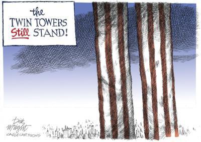 DICK WRIGHT: 9/11 20-Year Memorial