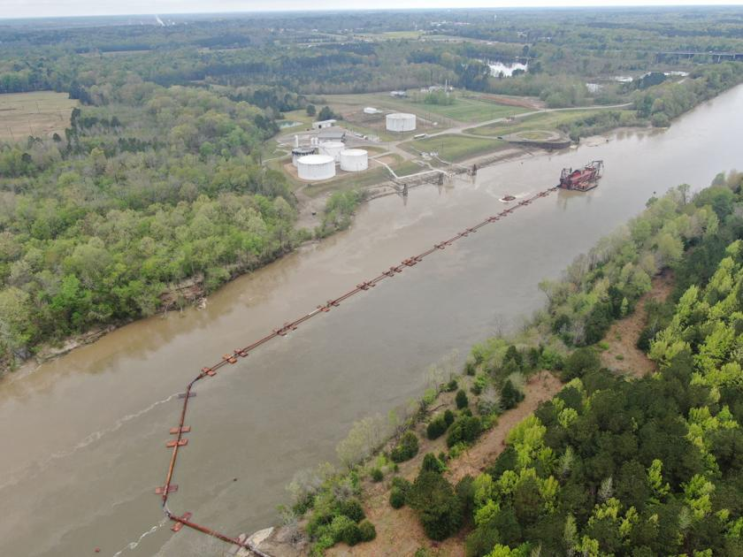 Tennessee-Tombigbee Waterway channel expected to reopen May 1