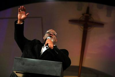 Religion Southern Baptists Racial Tensions