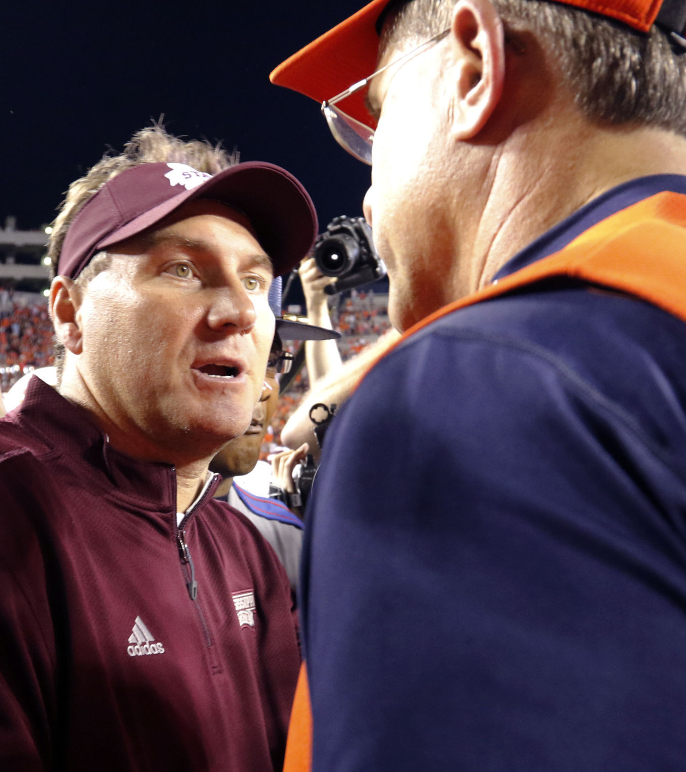 Auburn-Mississippi State kickoff time, TV channel announced