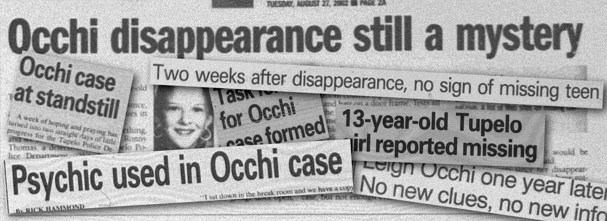Occhi headlines