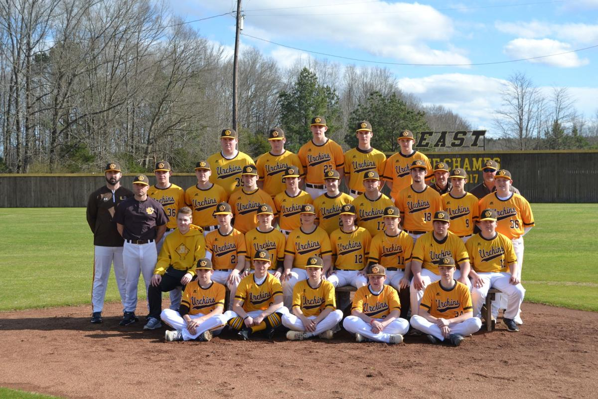 East Union Urchins Baseball Team