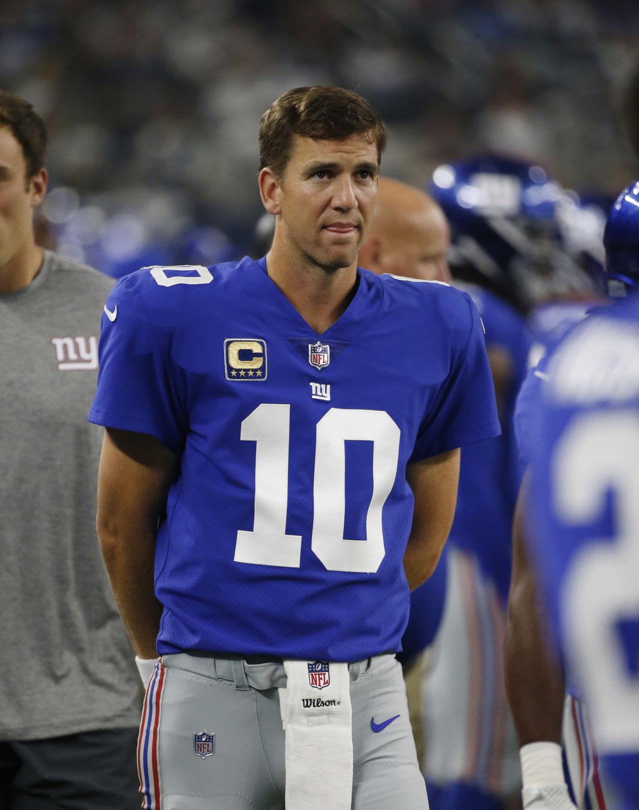 Odell Beckham 'never thought' Giants would start season 0-4