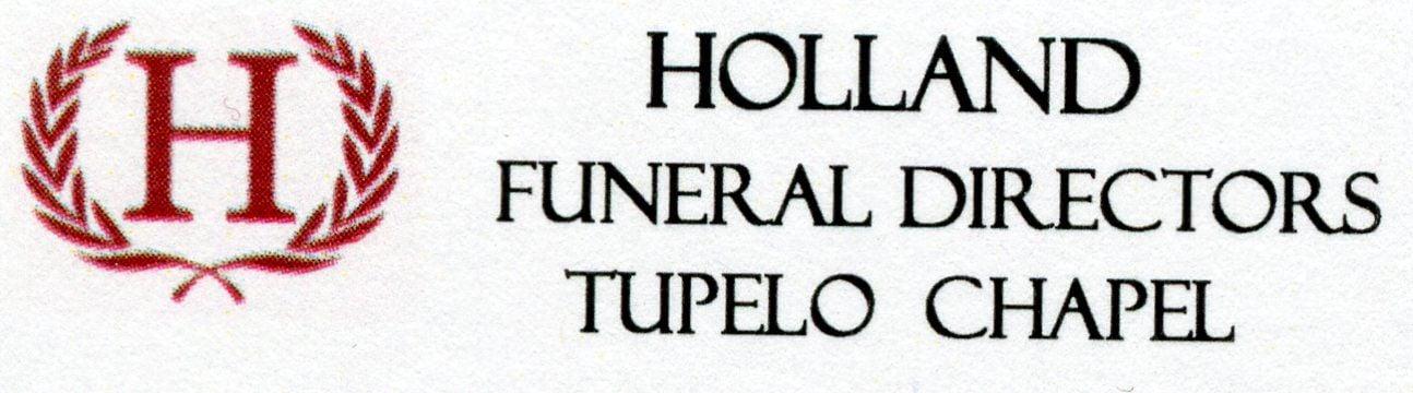 HOLLAND FUNERAL DIRECTORS-TUPELO