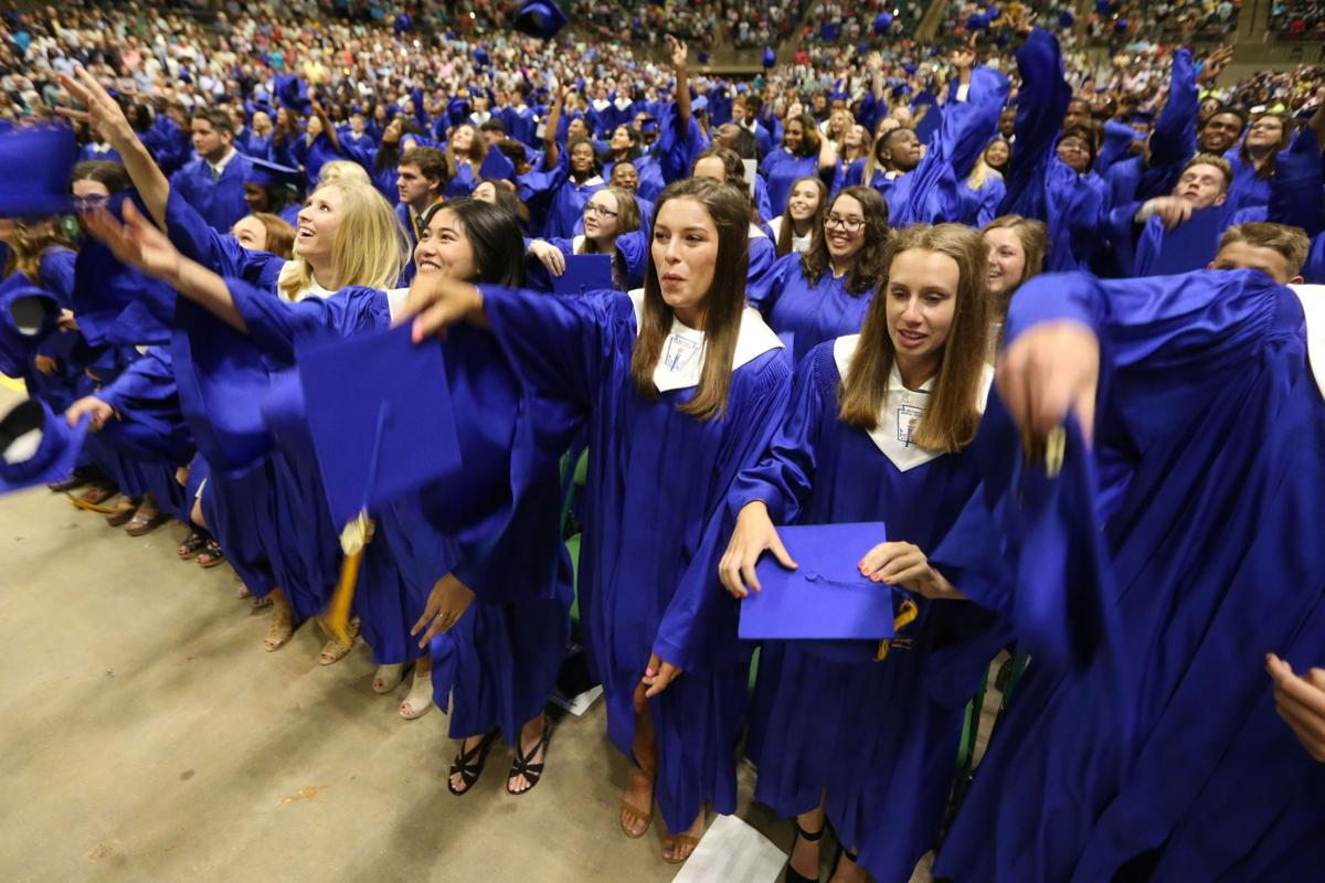 Tupelo High graduates class of 2017 | Education | djournal.com