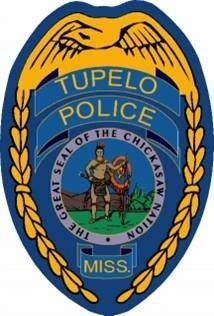 Tupelo Police Department logo