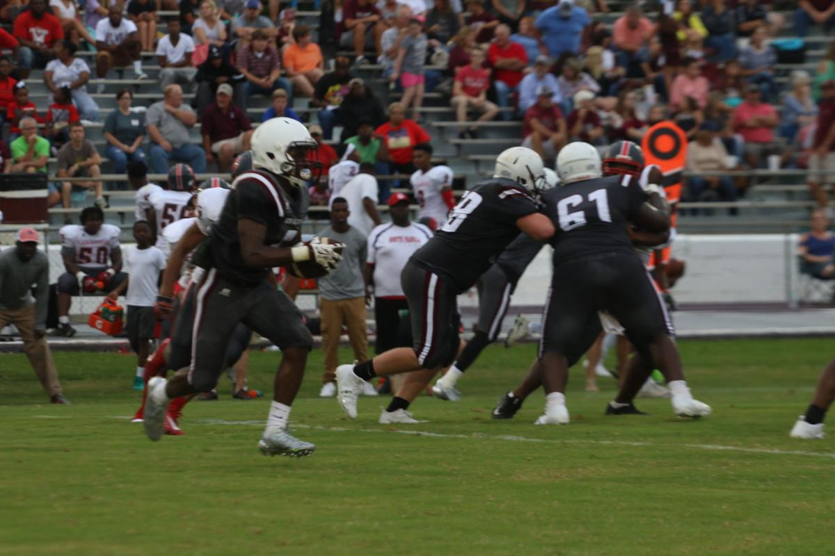 Bulldogs Fall To North Panola In Jamboree New Albany Djournal Com