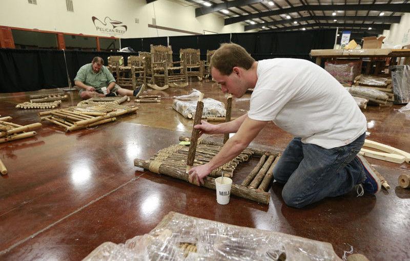 Vermont Cedar Chair Company Premieres At Tupelo Furniture Market