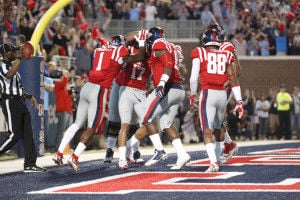 Rebels looking to bring confidence to Auburn