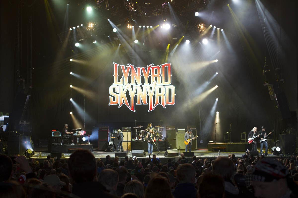 Lynryd Skynyrd tour