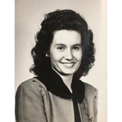 Mary Sue  Vaughn