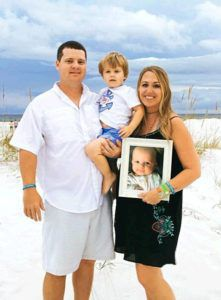 Dreaming for Dawson: Mantachie family finds solace in project for preemies