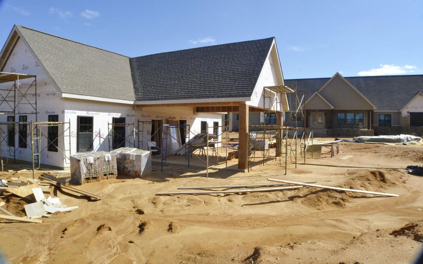 Crossroads Ranch - Duplex and Lodge