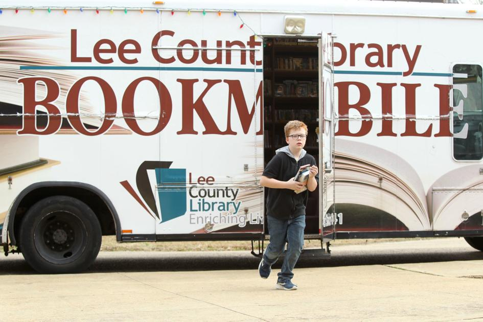 Library asks city to assist purchasing new bookmobile