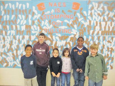 New Albany Elementary students receive training on dealing with bullying problem