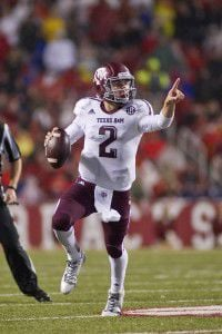 Scouting report: Texas A&M at Ole Miss