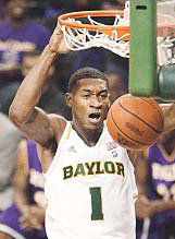 Bulldogs, Moultrie face stiff test from Baylor