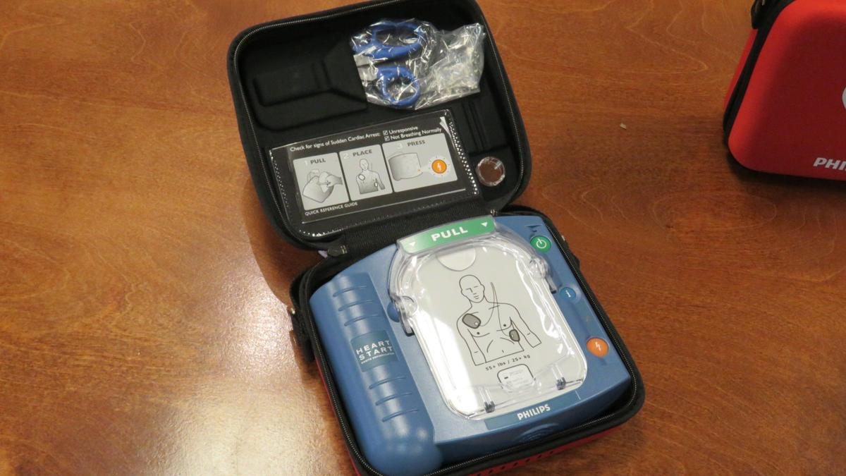 LCSD AED