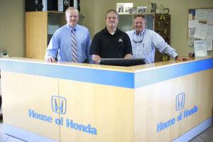Dossett Expanding Again: House Of Honda Dealership Doubling In Size |  Business | Djournal.com