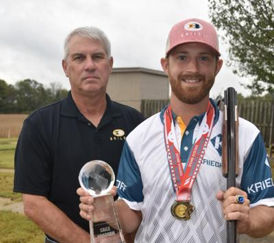 Competitive drive pushes Belden's Bradham to skeet titles
