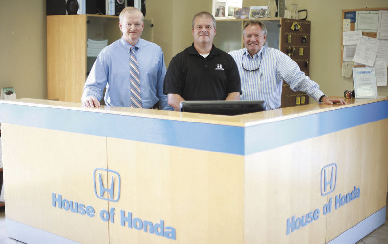 Automotive MarketPlace: Dossettu0027s House Of Honda Continues To Grow
