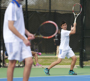 Doubles sweep gives Tupelo win over New Albany