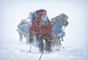 'Everest' changes from entertainment to morality play