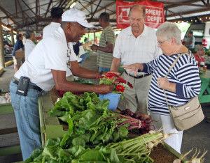 Tupelo Farmers' Depot wraps up season