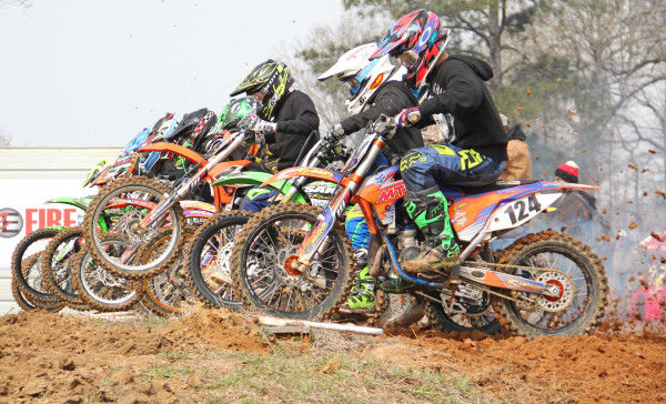 Hundreds of riders participate in Dorsey motocross qualifier